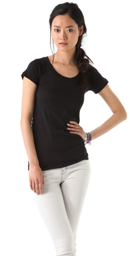 Shop LNA Crew Neck Tee and LNA online - Apparel,Womens,Tops,Tee, online Store