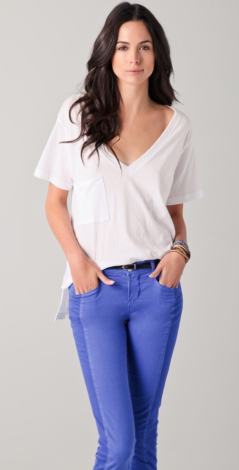 LNA Catalina Pocket V Tee