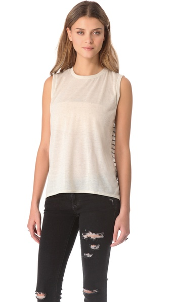 LNA Monte Carlo Muscle Tee