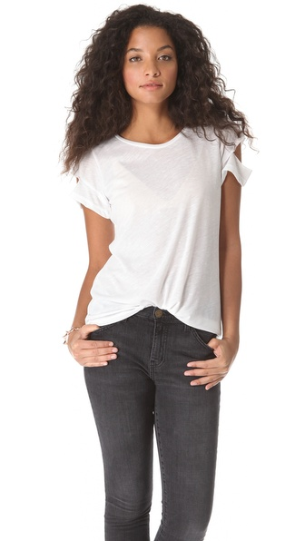 LNA Cutout Tee