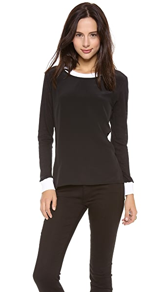 LNA Rowe Long Sleeve Tee