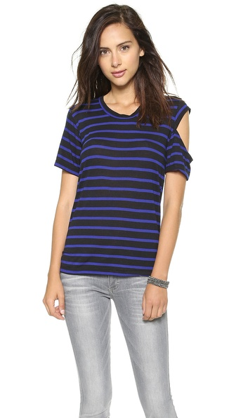 LNA Striped Tee