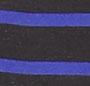 Black/Blue Stripe