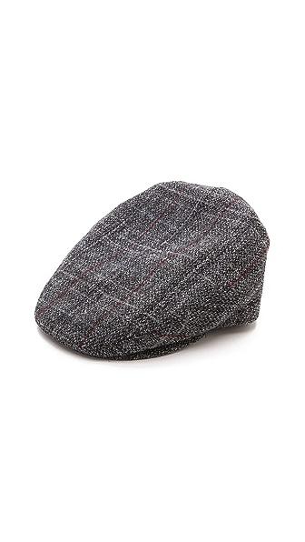 Lock & Co. Hatters Glen Wool Tweed Cap