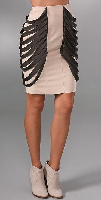 Loeffler Randall Loop Skirt