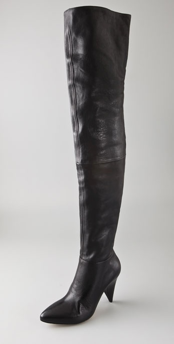 Loeffler Randall Marilyn Over the Knee Boots