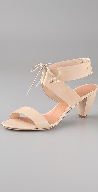 Loeffler Randall Maya Mid Heel Sandals