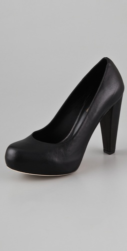 Loeffler Randall Edith Platform Pumps