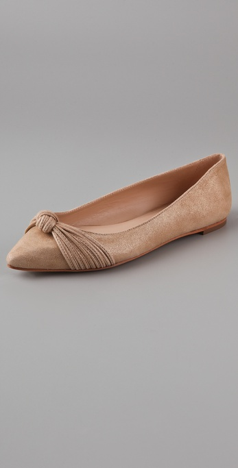 Loeffler Randall Willow Pointy Flats