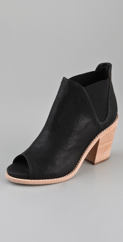 Loeffler Randall Ollie Open Toe Booties