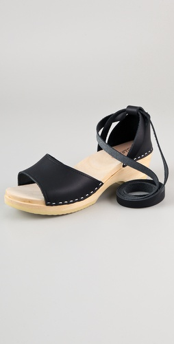 Loeffler Randall Inge Clog Sandals