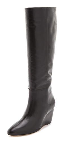 Loeffler Randall Sophie Wedge Boots