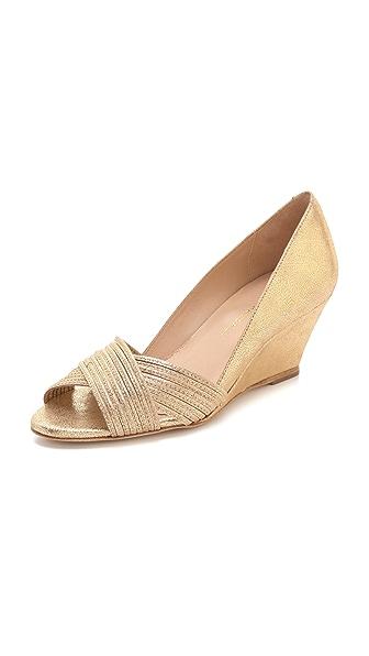 Loeffler Randall Annabel Metallic Sandals
