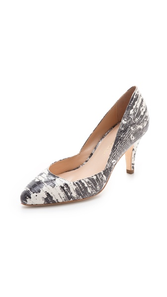 Loeffler Randall Tamsin Lizard Pumps