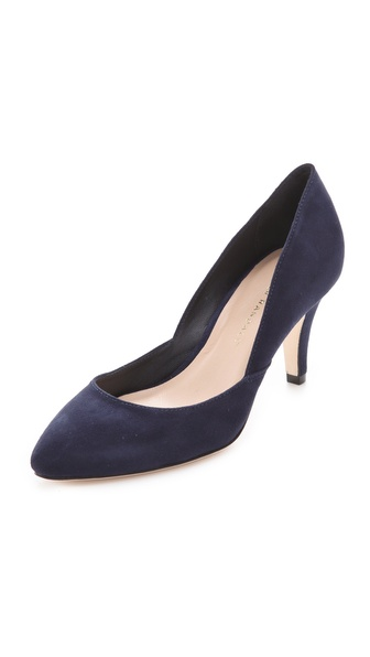 Loeffler Randall Tamsin Suede Pumps