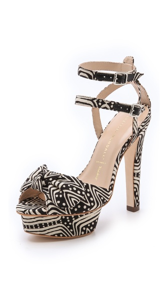 Loeffler Randall Dahlia Platform Sandals