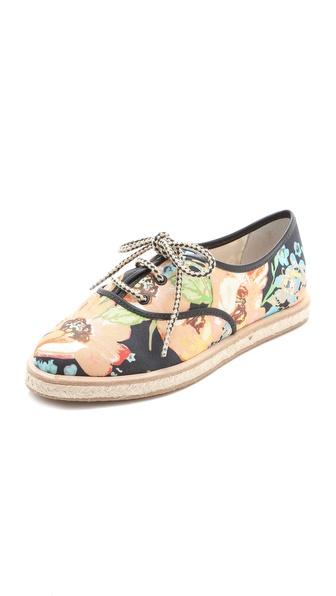 Loeffler Randall Odile Espadrille Tennis Shoes