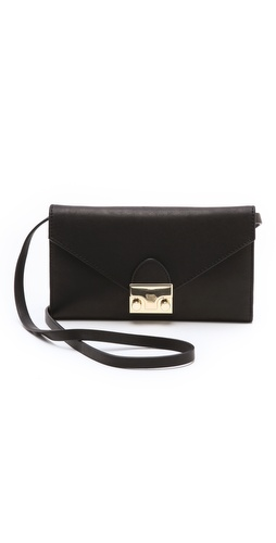 Loeffler Randall Lock Wallet at Shopbop.com