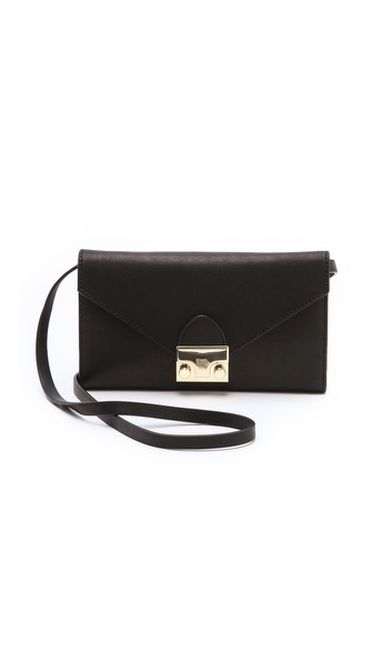 Loeffler Randall Lock Wallet