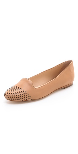 Loeffler Randall Mo Studded Flats at Shopbop / East Dane