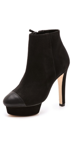 Loeffler Randall Dara Platform Booties at Shopbop / East Dane