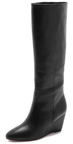 Loeffler Randall Sophie Wedge Boots at Shopbop / East Dane