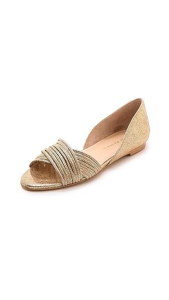 Loeffler Randall Lita Flat Sandals