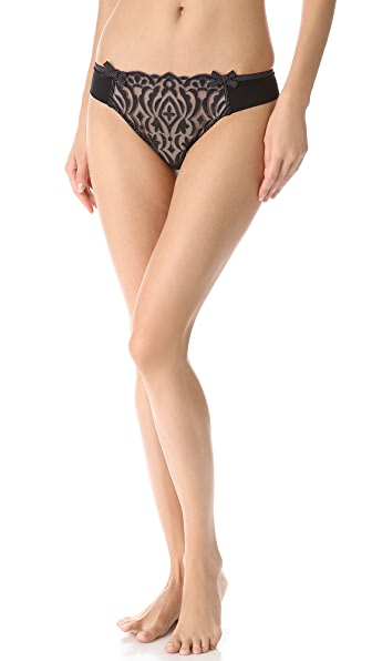 Lou Paris Caractere Thong