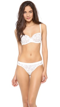 Lou Paris Piccadilly Demi Cup Bra