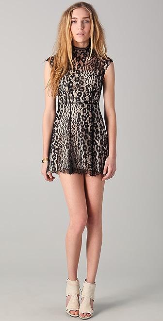 Lover Labyrinth Mini Dress