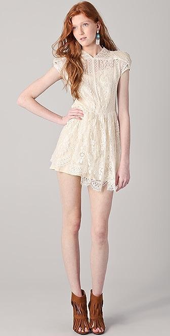 Lover Wiccan Mini Dress