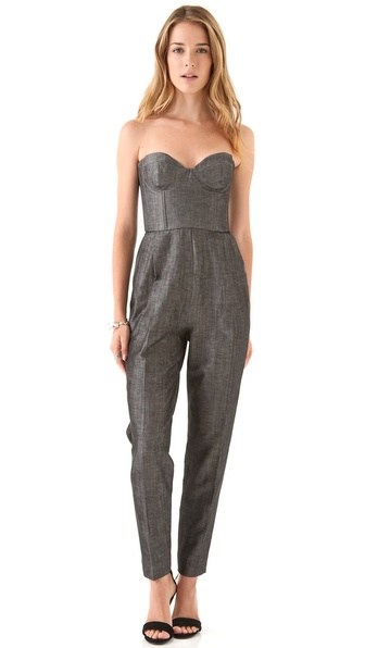 Lover Drifter Strapless Jumpsuit