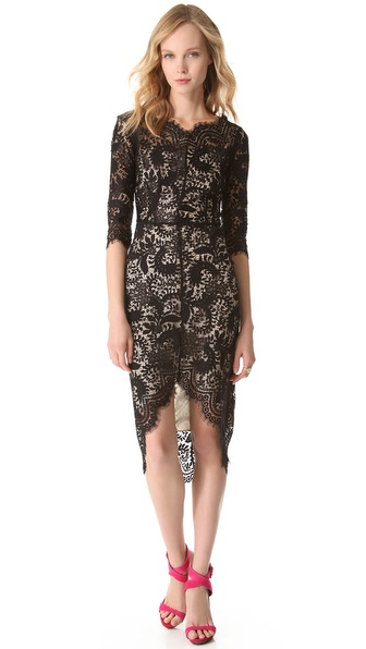 Lover Horizon Lace Dress