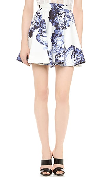 Lover Bloom Miniskirt