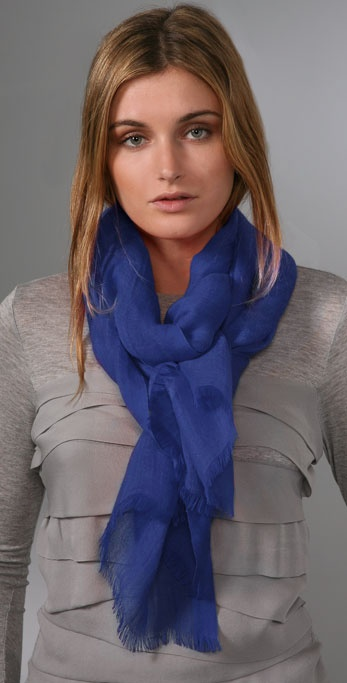 Love Quotes Wrap Scarf Benefitting Haiti