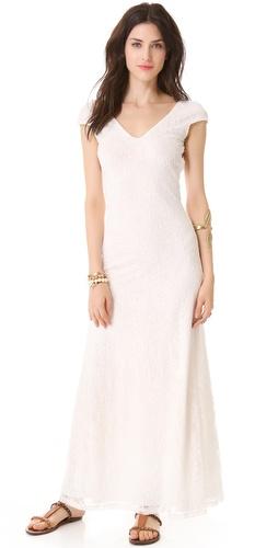 Lovers + Friends Vanity Fair Dress