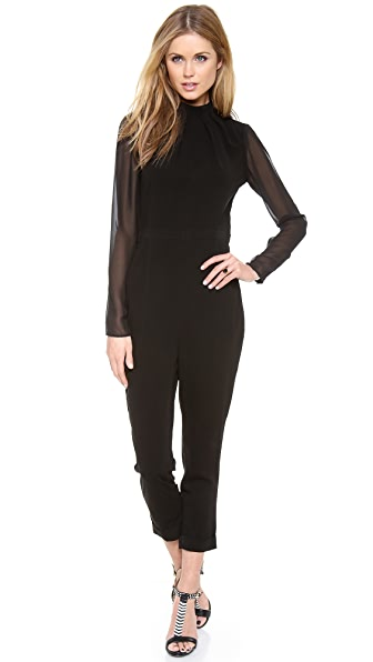 Lovers + Friends Monica Rose Maxfield Jumpsuit