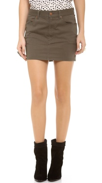 Lovers + Friends Weekend Miniskirt