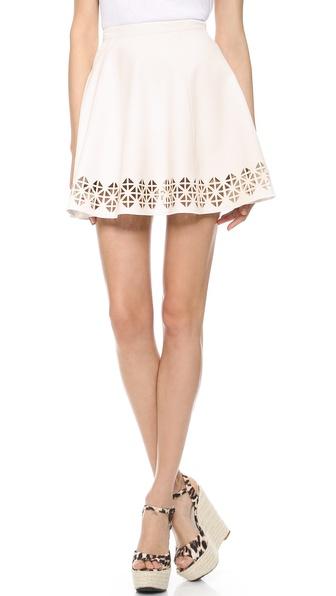Lovers + Friends Monica Rose Charlie Skirt