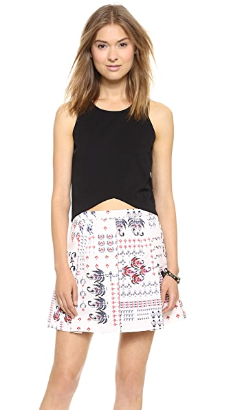 Lovers + Friends Go With It Crop Top