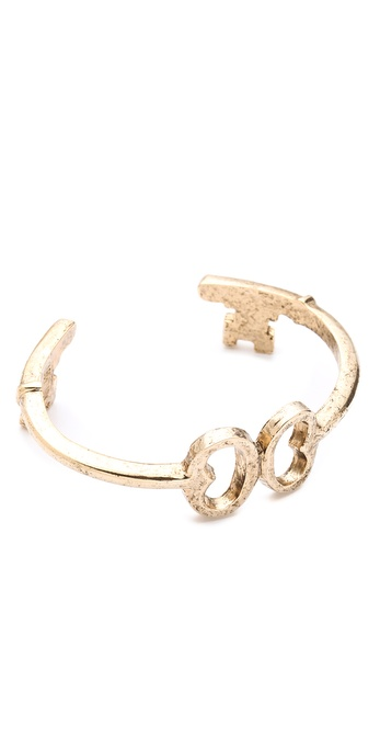 Low Luv x Erin Wasson Key Wrap Cuff