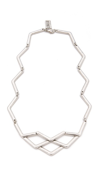 Low Luv x Erin Wasson Zigzag Necklace