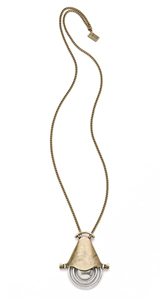 Low Luv x Erin Wasson Sleepy Eye Necklace