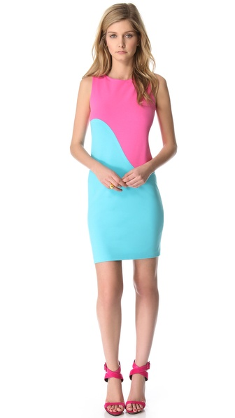 Lisa Perry Tidal Wave Dress