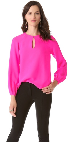 Lisa Perry Peep Top