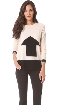 Lisa Perry Up Sweater