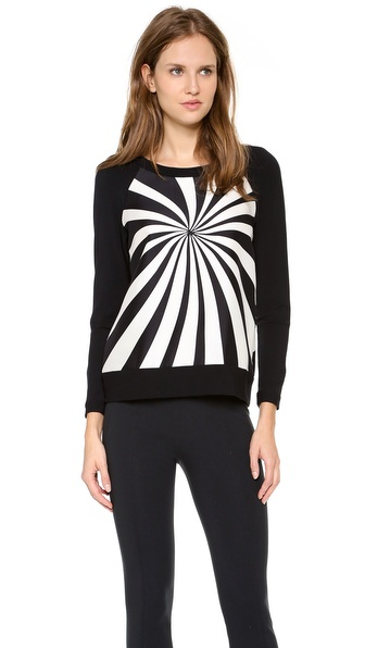 Lisa Perry Optical Top