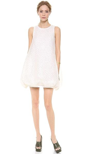 Lisa Perry Bubble Bubble Dress