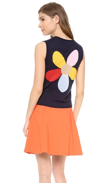 Lisa Perry Flower Power Vest
