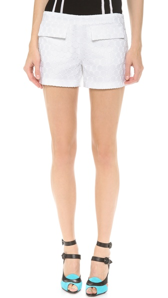 Lisa Perry Mini Dot Shorts